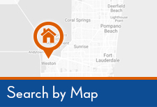 Weston Florida Map